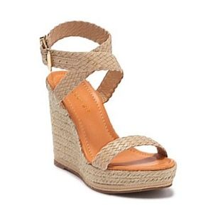 NEW  Women's Narla Ankle Strap Wedges Shoes Sandal